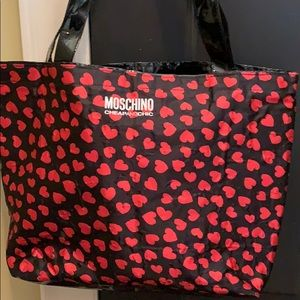 ♥️🖤MOSCHINO authentic tote bag